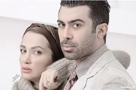 روناک یونسی و همسرش در یک مکان عمومی