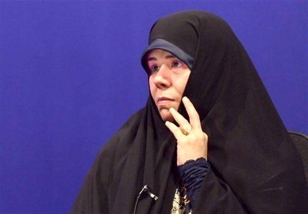 قاسمپور: سیاست دولت در موضوع زنان وخانواده، گفتاردرمانی است