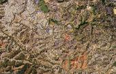 نقشه فرونشست دشتهای تهران و البرز با استفاده از فناوری فضایی