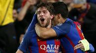 مرور پیروزی دراماتیک بارسلونا مقابل پاری سن ژرمن با روبرتو