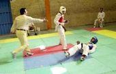 تیم تکواندو سیستان و بلوچستان در رقابت های کشوری حضور یافت
