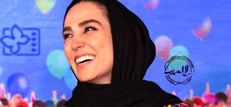 استایل شیک سوگل طهماسبی در جشنواره بین المللی کودک و نوجوان