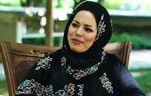 دعای ملیکا شریفی نیا لب دریا/عکس