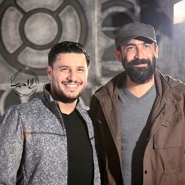 بازیگران آتابای در کنار هم + عکس