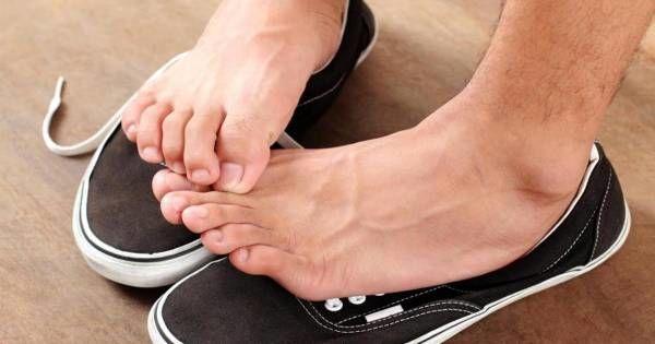 روش های خانگی سه سوته برای از بین بردن بوی کفش و پا