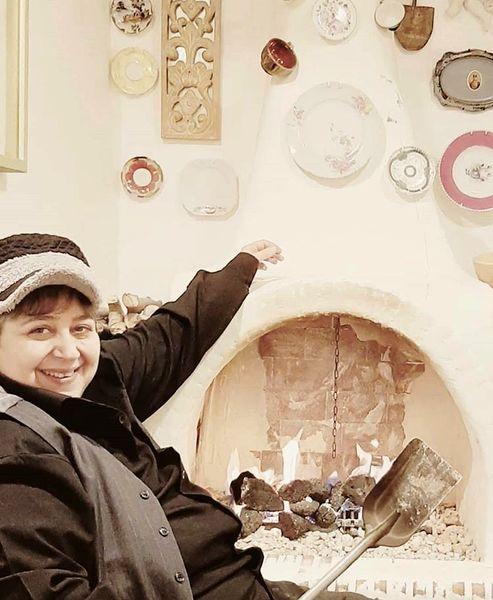 دیوار خانه شهره لرستانی + عکس