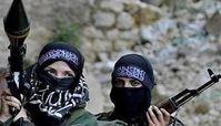فیلم:: دردسرهای زن باردار داعشی برای انگلیس