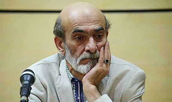 کارگردان کلاه پهلوی در بیمارستان