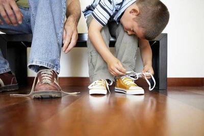 نکاتی درباره خرید کفش مدرسه