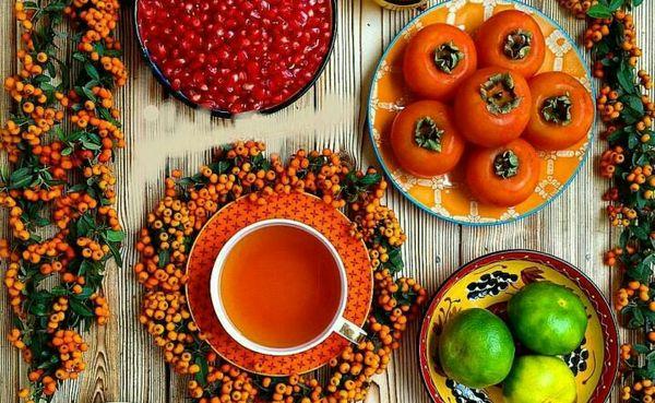 سردمزاجها و گرم مزاجها در پاییز چه بخورند؟