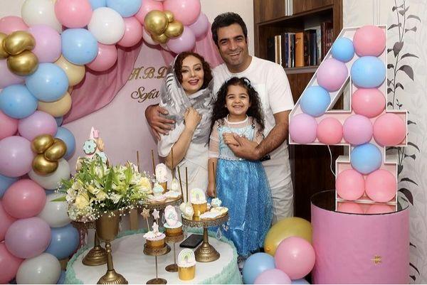 تولد لاکچری دختر یکتا ناصر + عکس