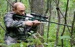 اقدام تهوع آور 2 شکارچی قزاق با 10 گرگ