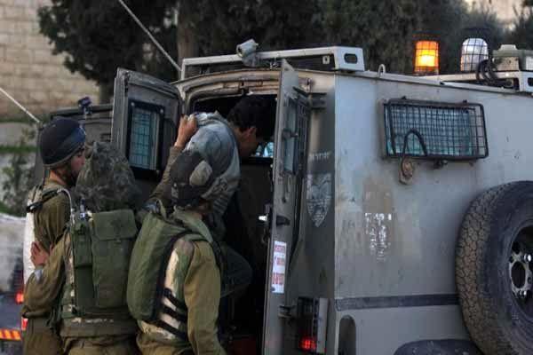 بازداشت 8 شهروند فلسطینی در حمله صهیونیستها به کرانه باختری