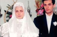 عکس عروسی لعیا زنگنه