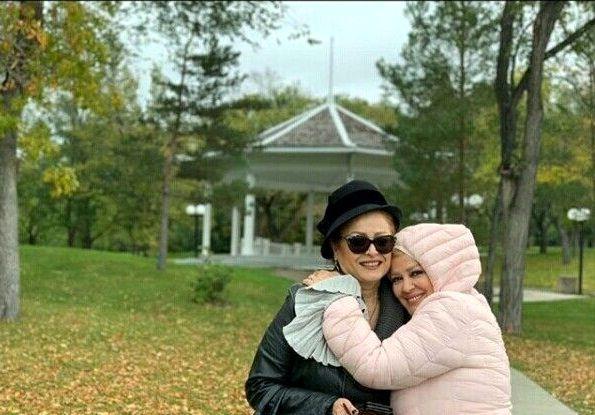 بهاره رهنما و خواهرش در کانادا+عکس
