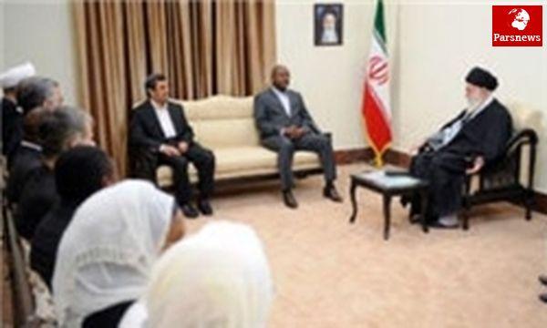 ایران از پیشرفت کشورهای آفریقایی استقبال می کند