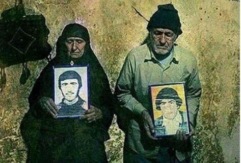 انعکاس روح انقلاب اسلامی در یک عکس
