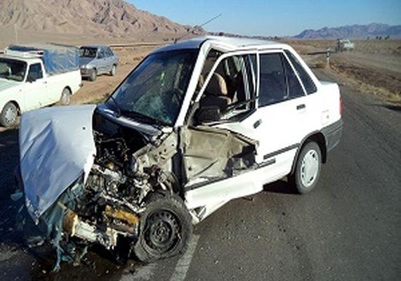 در حوادث رانندگی آبان امسال چه تعداد جان باختند؟