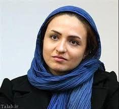 گلاره عباسی در مراسم رونمایی از کتاب منصور ضابطیان/عکس
