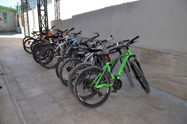 دستگیری سارق دوچرخهها در کرج