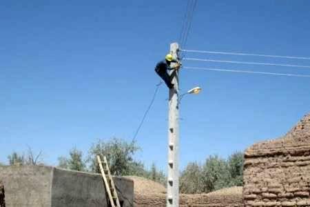 تمام روستاهای اذربایجان غربی دارای برق شدند