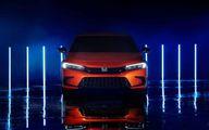 معرفی اتومبیل Honda Civic 2022 + عکس