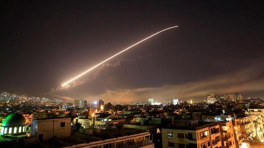 حمله به سوریه؛ از هیاهوی بسیار تا افتضاح موشکی
