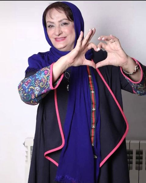 حال خوب مریم امیر جلالی + عکس