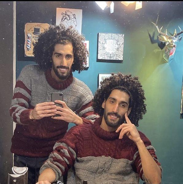 موهای آشفته طوری دوقلوهای پایتخت + عکس