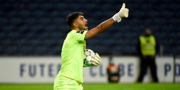 شکست خارج از خانه ماریتیمو در حضور بازیکنان ایرانی