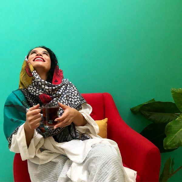 دختر سر به هوای محمدرضا شریفی نیا+عکس
