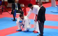 داور عرب به سود کاراتهکای کویتی قضاوت کرد