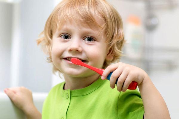نقش دندانهای شیری کودکان