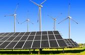تأثیر انرژیهای تجدیدپذیر بر کاهش آلودگی هوا