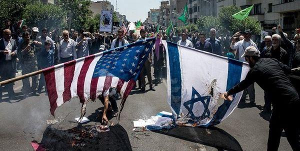 مخالفت شهروندان کشورهای عربی با آمریکا