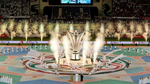 فیلم:: مراسم افتتامیه جام ملتهای آسیا