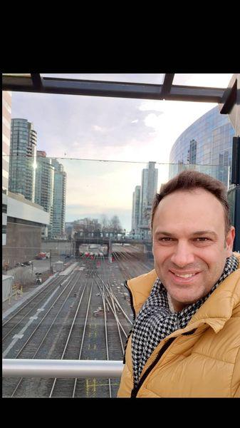 شهروز ابراهیمی در خارج از کشور + عکس
