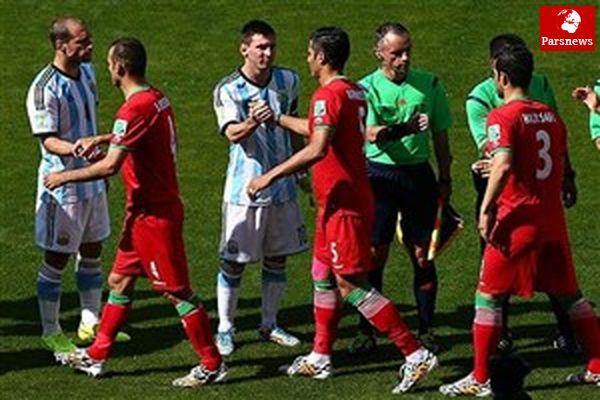 صدرنشینی آرژانتین و ایران در رنکینگ فیفا