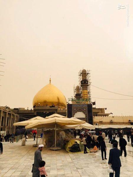 صبح امروز؛ حرمین امامین عسکریین(ع)