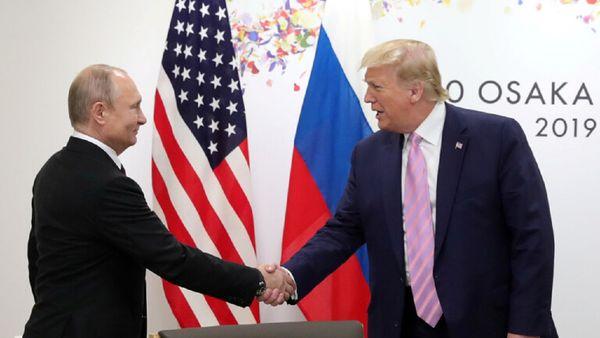 پیام روسیه و سازمان جهانی بهداشت برای ترامپ پس از ابتلایش به کرونا