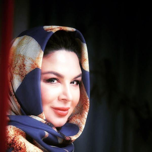 عکس ملیح شهره سلطانی