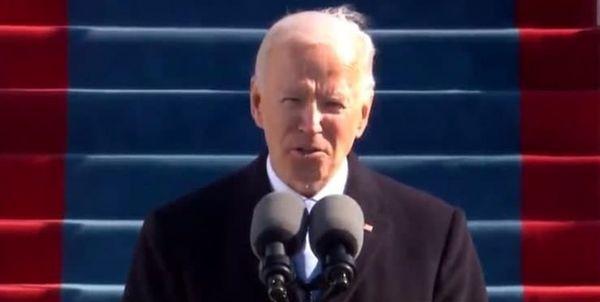 اعتراف جو بایدن به وجود نابرابری و بی عدالتی در آمریکا