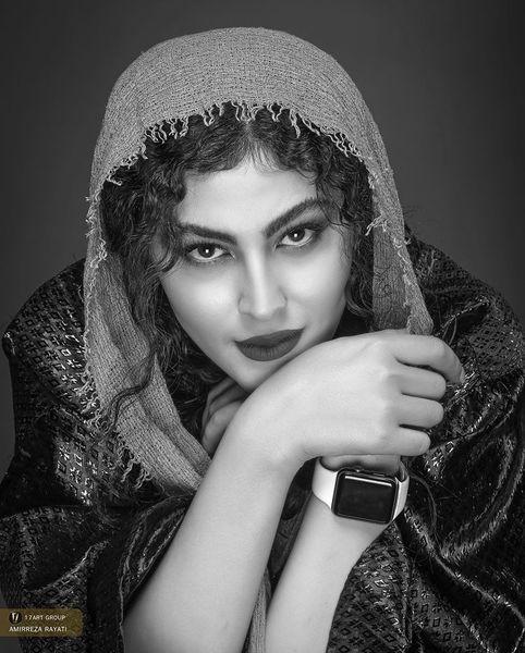 مریم مومن با ظاهری متفاوت + عکس