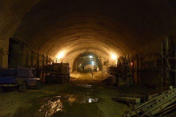 تَقِ پروژه مترو کرج بعد از 13 سال درآمده!