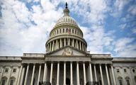 کنگره آمریکا بسته شد+فیلم