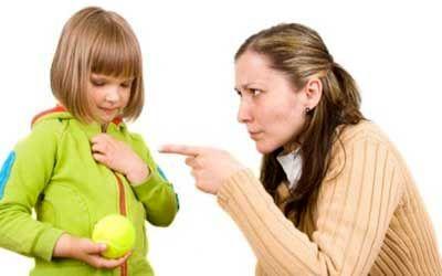وقتی سرِ فرزندتان داد میزنید چه اتفاقی میافتد؟
