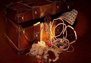 کشف بقایای کشتی انگلیسی حامل الماس و مروارید