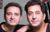 سعید و وحید شیخ زاده در کنار هم + عکس