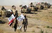 مقابله نیروهای حشدشعبی با حمله داعش به سامرا