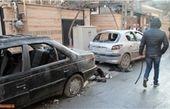مجروح حادثه پاسداران تهران از کما خارج شد